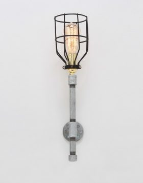 Steampunk Wall Sconces - American Steampunk Lamp Company
