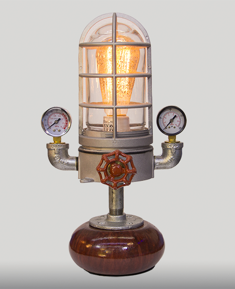 steampunk lighting. Steampunk Lighting E
